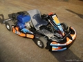 270cc with wet clutch racing go kart(FRK-270A) 2
