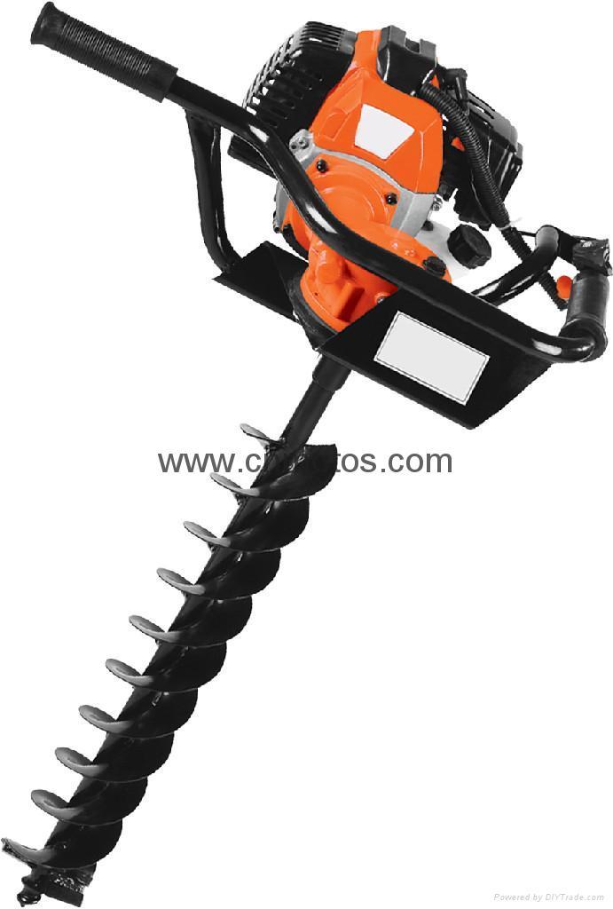 Ground Drill       F-GD490 2