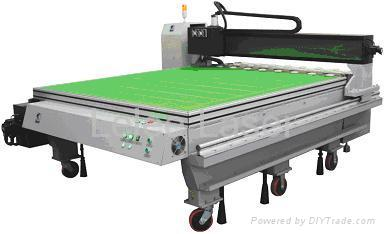 Industrial Le 3d laser engraving machine for industrial glass le x glass product