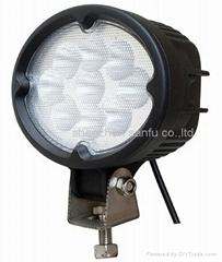 LED OFF ROAD LIGHT led8272 oval