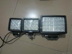 """led work light 4-4""""27w,36w,72w"""