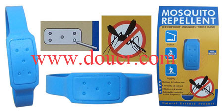 Silicone Bracelets for Mosquito Repellent 2