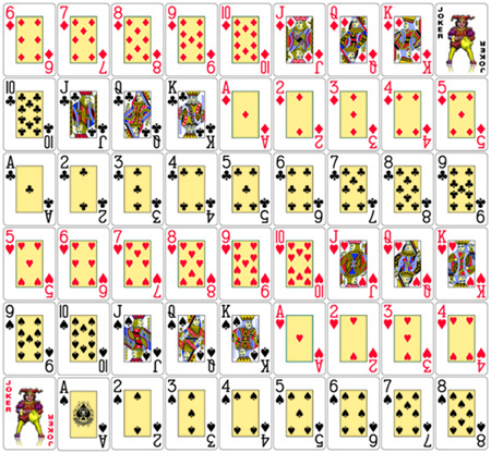 poker products/playing card 4