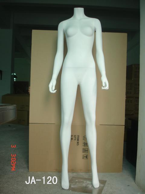 深圳運動服裝陳列模特儿 1
