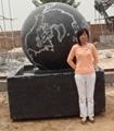喷泉雕塑花盆风水球罗马柱栏板凉