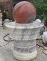 喷泉雕塑花盆风水球罗马柱栏板凉亭牌楼 2