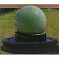喷泉雕塑花盆风水球罗马柱栏板凉亭牌楼 4