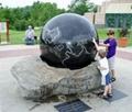 喷泉雕塑花盆风水球罗马柱栏板凉亭牌楼 3