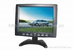 8 inch VGA(AV&AV2)Touch screen LCD monitor