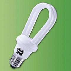 O-shape energy saving lamps