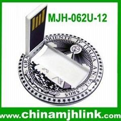 Popular 16gb 32gb plastic card usb flash drive stick memory key disk
