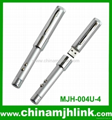 Hot 4gb 8gb 32gb metal  pen usb flash drive stick memory key disk