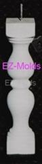 Baluster / Balusters / Balustrade Concrete Mold / Molds