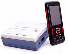 濟強便攜式針式打印機JPM112