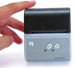 濟強便攜式熱敏打印機VMP02 (手掌大小,可挂腰間