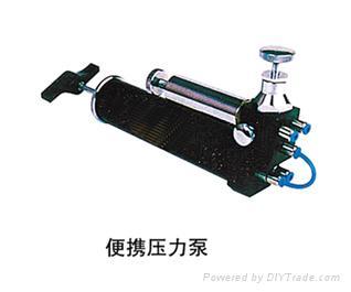 便攜壓力泵 1