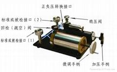 臺式氣壓壓力泵