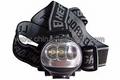 Plastic Dynamo 3 LED Headlamp/Headlight