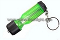 Plastic 1 LED Keychain Light with Tools