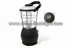 12 LED Dynamo Camping Lantern