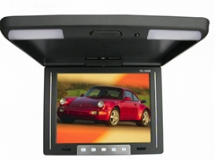 10.4-inch Roof Mounting TFT LCD Monitor
