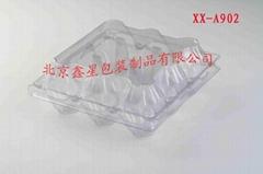 鸭蛋托.鸭蛋盒.塑料盒.订做各类塑料吸塑包装盒