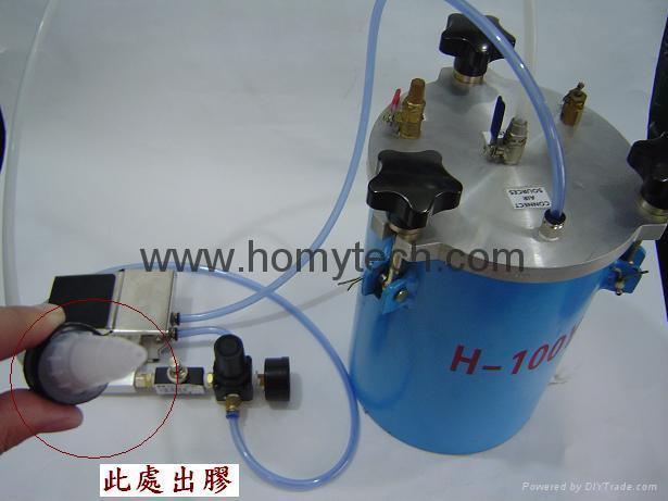 大胶量气动点胶机(灌胶机) 4