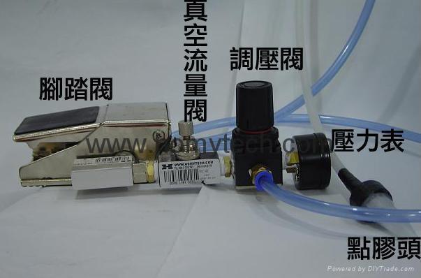大胶量气动点胶机(灌胶机) 5