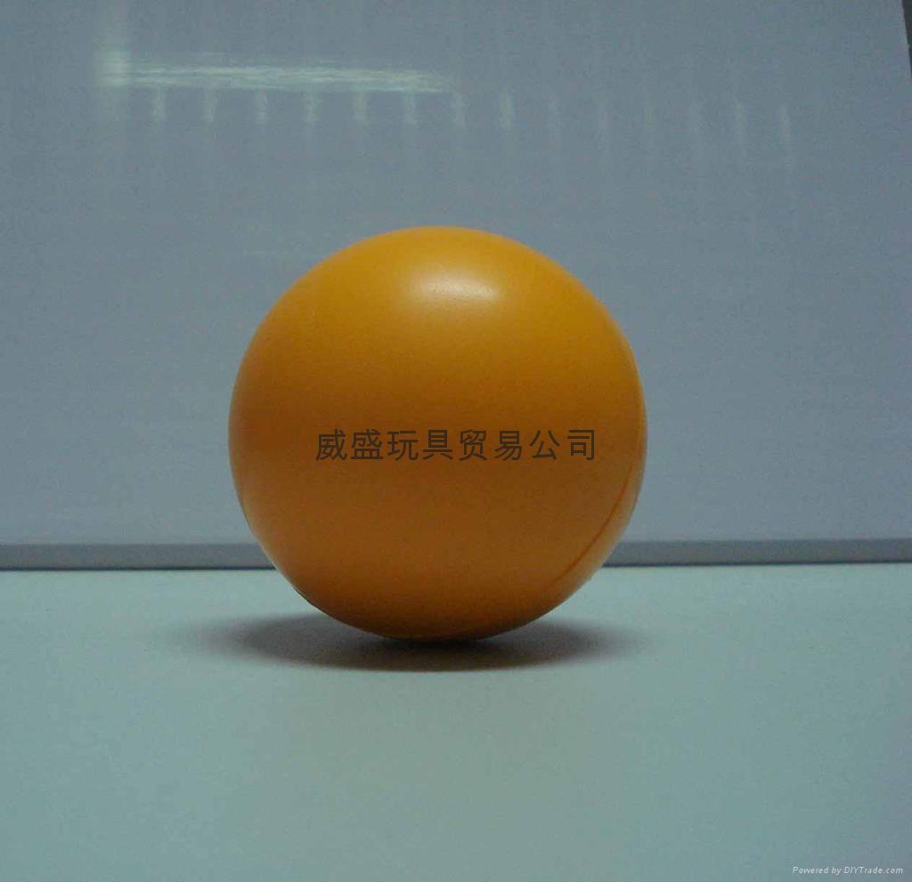 pu玩具足球 4