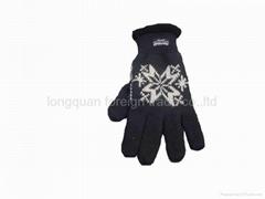 knitting glove