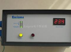 繞線式電子除垢器