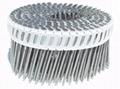 plastic strip coil nails