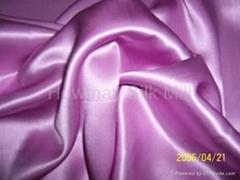100% silk fabric satin