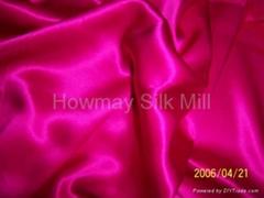 100& silk organza