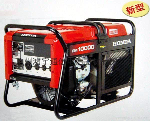销售本田小型发电机,抽水机图片