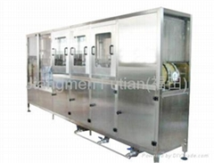 5gallon water bottling equipment(washing filling capping machine)120BPH