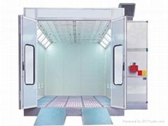 Spray booth-Medium bus(WS-5200B)