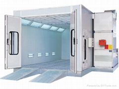 Spray booth-Automobile type(WS-5300)