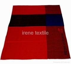 Blanket for Virgin Atlantic