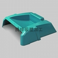 ABS vacuum forming, plastic machining, vacuum forming large thick slices