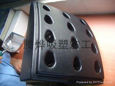 真空成型吸塑加工(高爾夫球桿底座) 2