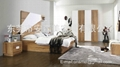 811# Modern bedroom set