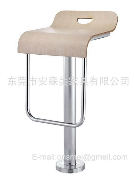 BW12# Bentwood bar stool