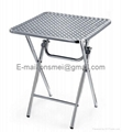 K87# Stainless steel folding table