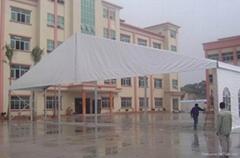 Huge tent
