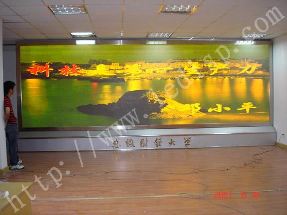 led電子顯示屏(室內3.0雙基色) 2