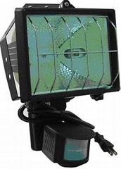 紅外線自動探照燈