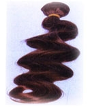 selling 100% human hair products body curl weft