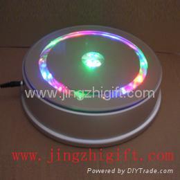 LED旋轉展示台 2