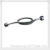 不鏽鋼管件 壓力表彎管